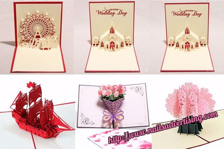 Picture for category Nail 3D Greeting Cards